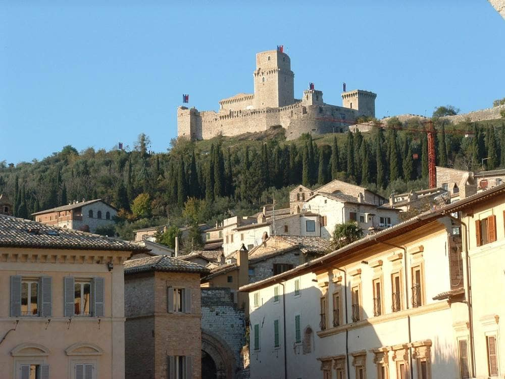 Castles of Assisi