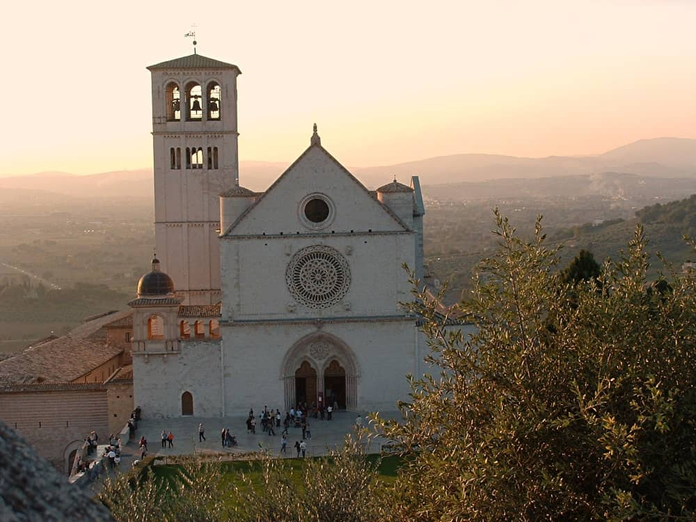Basilica of St.Francis Assisi