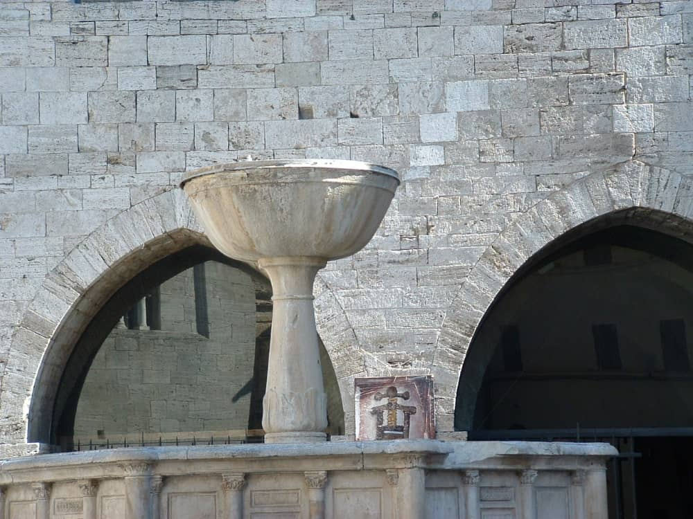 Fountain Bevagna