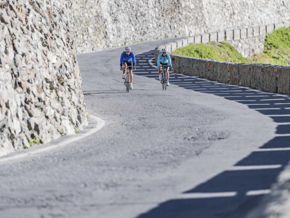 Dolomiti-Venezia in bici da corsa