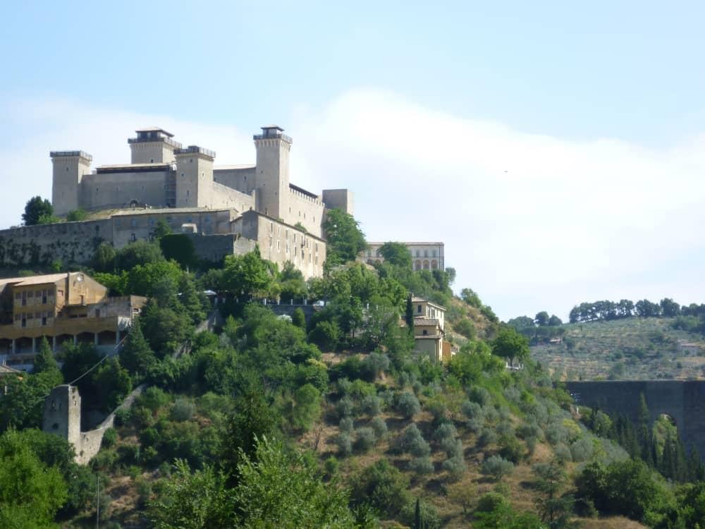 Castle of Spoleto