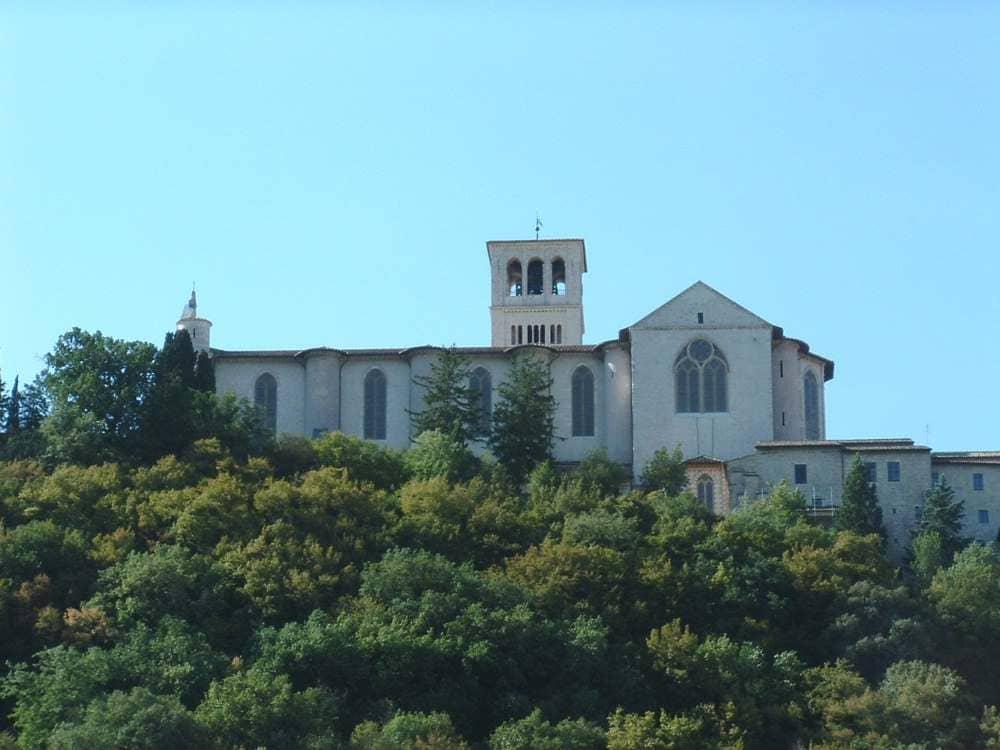 Basilica superiore - Assisi