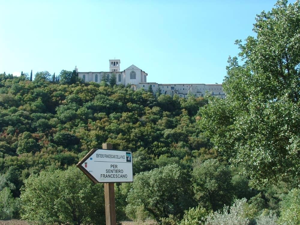 La Via di San Francesco