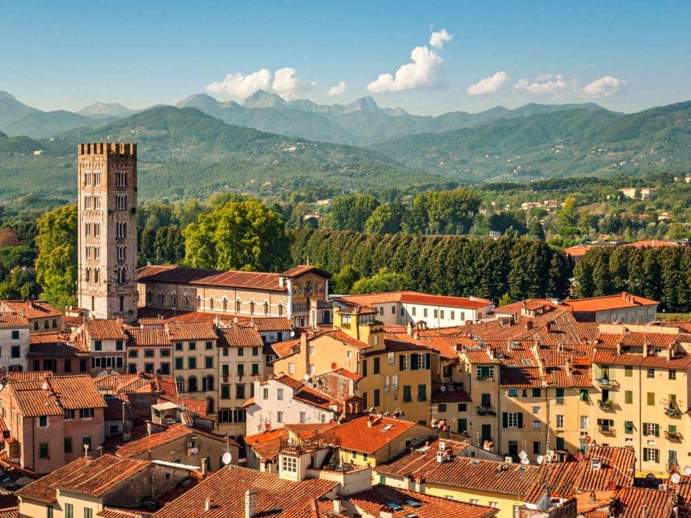 Via Francigena - Lucca