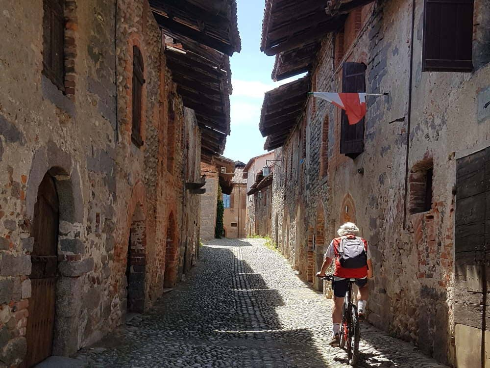 Northern Italy by bike